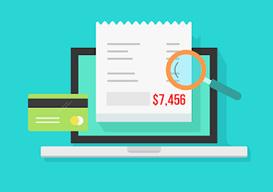 Digitalização de Canhoto de Nota Fiscal