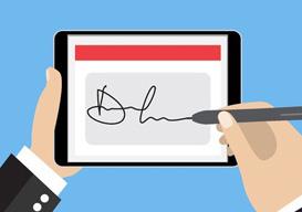 Empresa para Assinatura Eletrônica de Documentos